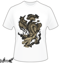 t-shirt #Golden #Dragon online