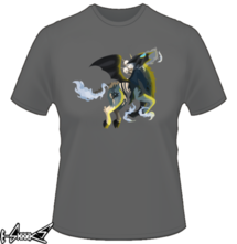 new t-shirt Death horse