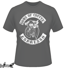 new t-shirt Sons of #Coffee