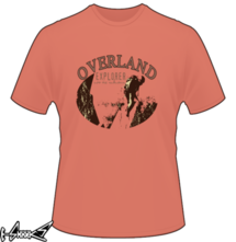 new t-shirt overland explorer