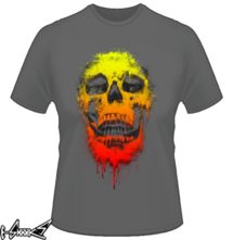 new t-shirt #Urban #Skull