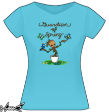 new t-shirt #Guardian of #Spring A