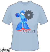 new t-shirt Superfighting robot!