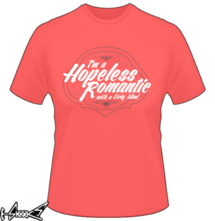 t-shirt #Hopeless #Romantic online
