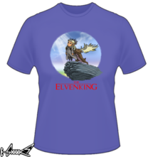 t-shirt The #Elvenking online