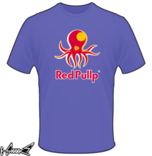 new t-shirt #Red #Pullp