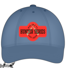 new t-shirt hunter series