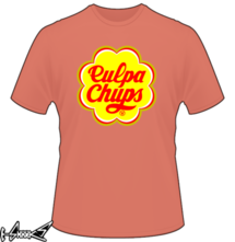 new t-shirt #Pulpa #Chups