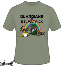 new t-shirt #Guardians of St. #patrick