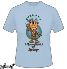 t-shirt Guardian of Spring B online
