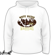 t-shirt white water warriors online