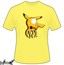 new t-shirt #Pikapoulpe