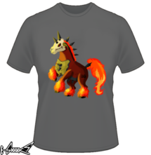 new t-shirt War horse