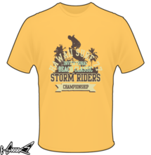 new t-shirt Storm Riders