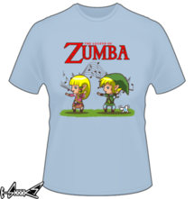 new t-shirt  the legend of #zumba