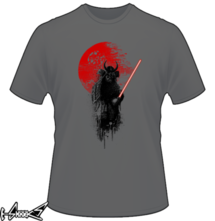 new t-shirt #Dark #Samurai