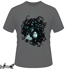 t-shirt #Bubbles for Miss #Tentacles online