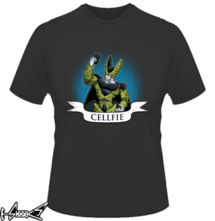 new t-shirt Cellfie