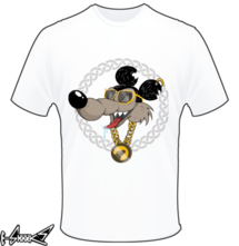new t-shirt Bad Mouse