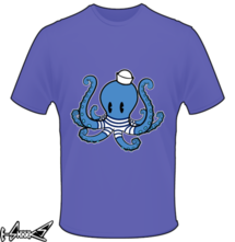 new t-shirt Sailor Octopus