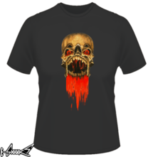 new t-shirt Skull's blood