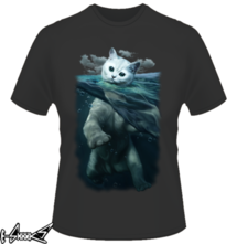 t-shirt I CAN SWIM online