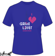 new t-shirt #Game #Lover