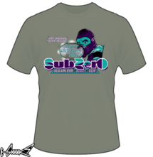 new t-shirt #Sub-Zero #Winterfresh #Minty