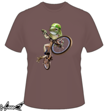 new t-shirt Froggie BMX