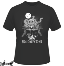 new t-shirt Tales from Halloween Town