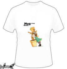 new t-shirt Hug Groot