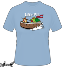 t-shirt Life of Pie online
