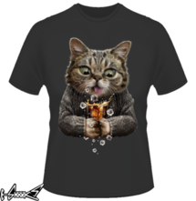t-shirt CAT & SOFT DRINK online