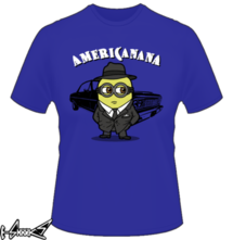 new t-shirt Americanana