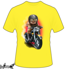 new t-shirt Cat Rider