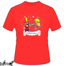 new t-shirt The Nutplumber