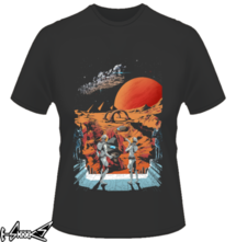 new t-shirt Planet X
