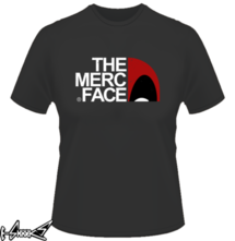 t-shirt The Merc Face online