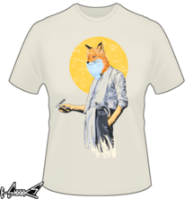 new t-shirt Gentlefox
