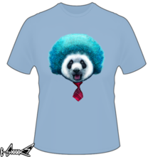 new t-shirt PandaAfro