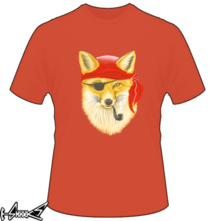 t-shirt #Foxy #Pirate online