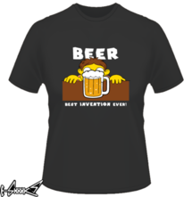 t-shirt Beer, best Invention Ever!  online