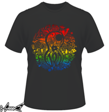 new t-shirt Octopsychedelic