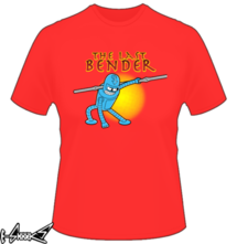 new t-shirt The Last Bender
