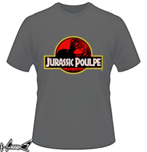 t-shirt Jurassic Poulpe online