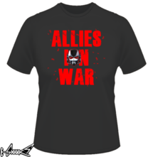 new t-shirt Allies in War
