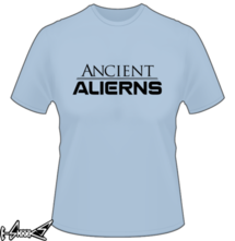 new t-shirt Ancient Alierns
