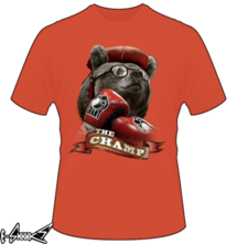 t-shirt The Champ online
