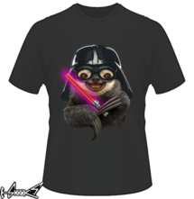 new t-shirt Darth Sloth