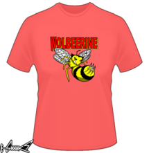 new t-shirt Wolbeerine